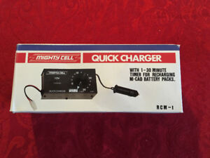 R/C battery charger for 7.2 volt, chargeur de batterie r/c