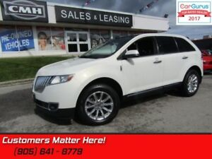 2013 Lincoln MKX   AWD, NAVIGATION, PANORAMIC ROOF, POWER GATE,