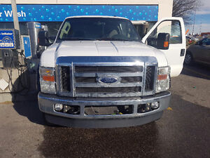 2009 Ford F-250 Xlt Pickup Truck Rare Manual Transmossion