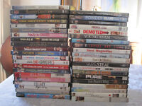 41 DVD Movies great shape for $35.00
