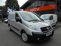 2010 FIAT SCUDO 12Q 2.0 Multijet 120 H1 Comfort Van NO VAT FSH