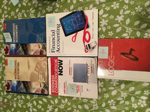 COMM, PSY, PHIL, MATH, SOC textbook for sale