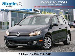 2012 Volkswagen Golf TDI Comfortline