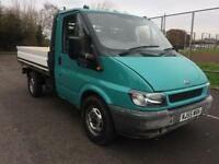 2005 Ford Transit PICK UP 2.0TDI 260 SWB M.O.T WARRANTY INCLUDED 70,000 MILES