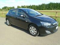 2013 Vauxhall Astra 1.7 CDTi 16V ecoFLEX Exclusiv 5dr [99g/km] HATCHBACK Diesel