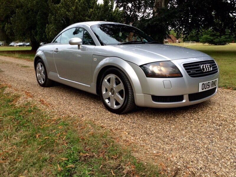 2001 audi tt 225 quattro in slough berkshire gumtree. Black Bedroom Furniture Sets. Home Design Ideas