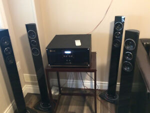 Haus audio ob 2000 Home Entertainment System