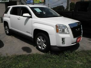 2012 GMC TERRAIN  LOADED  AUTO  BACK UP CAMERA  SAFETIED