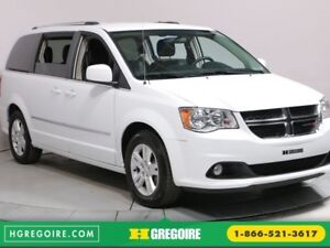 2017 Dodge GR Caravan Crew Plus A/C MAGS CAMERA RECUL