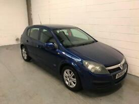 Vauxhall/Opel Astra 1.6i 16v 2006/56 Active, ,LOW MILES