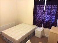 Very nice double room at 1 min to Dollis Hill station at 170pw for couple 140pw for single!!!