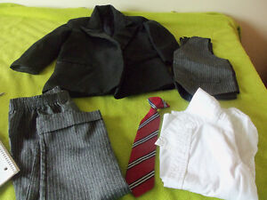 size 2 toddler boys dress up out fit