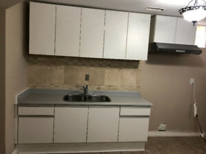 White Kitchen Cabinets  NEWMARKET
