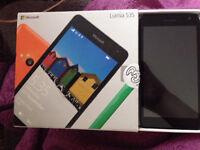 Microsoft (Nokia) Lumia 535 with Box