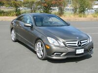 2010 Mercedes-Benz E-Class Coupe (2 door)