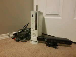 250GB Xbox 360 and a KINECT! Price Negotiable!