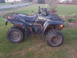 Needs To Go ! - 1998 Yamaha Kodiak 400 4X4