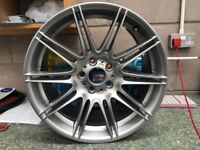 BMW E92 3 SERIES COUPE REFURBISHED ALLOY