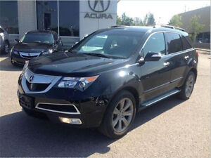 2010 Acura MDX ELITE - FULLY LOADED!! w/Acura Extended Warranty!