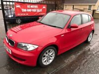 2009 (58) BMW 116i ES, SERVICE HISTORY, 1 YEAR MOT, WARRANTY, NOT GOLF A3 C30