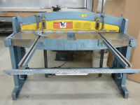 SQUARING SHEAR - SHEET METAL EQUIPMENT