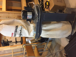 Craftsman Twin Bag Dust Collection System