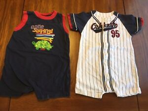 Lot of 24m/2T boy summer clothes  London Ontario image 4