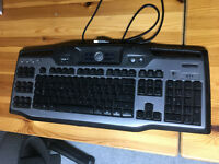 Logitech G11 Gaming Keyboard