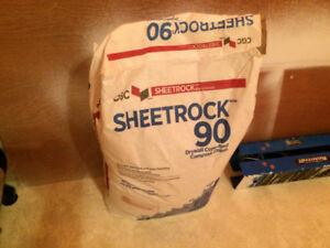 Bag of sheetrock 90