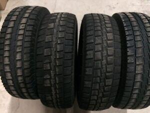 4 Snow Tires LT245 75 16