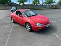 Automatic Mazda MX-3 Coupe With Lobg MOT PX Welcome