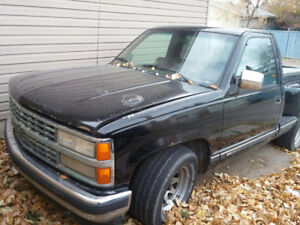 1990 GMC Shortbox Chevy Stepside