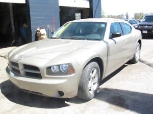 2008 Dodge Charger 4 door Safety and e test