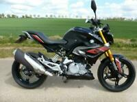 2020 BMW G310R / G310 Only 483 miles Mint condition Part ex / Cards welcome