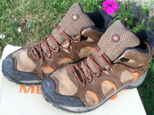 Mens Merrell Hiking Boots(located in antigonish)