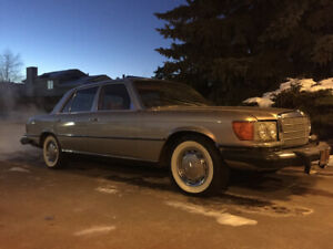 1974 Mercedes-Benz 450 SEL *immaculate*