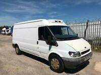 295d696def Ford Transit 2.4 tddi 115t350 lwb fridge freezer px to clear spares or  repair