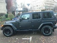 2015 Jeep Wrangler 2.8CRD ( 197bhp ) 4X4 Unlimited 4d Auto Sahara