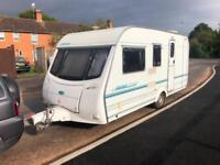 Coachman Amara 480/4 Very nice caravan with awning!!!