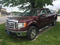 Late Model 4x4 Ford F150 Available for Auto Financing.