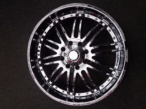 24 Inch Multi Spoke Vagare Rims For Sale