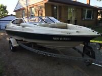 REGAL 1900LSR BOWRIDER IN MINT CONDITION AS NEW ONLY 50HRS