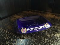 Fosters porcelain ashtray