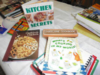 Set's of Cook book's ..