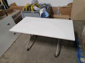 Office Desk Folding White