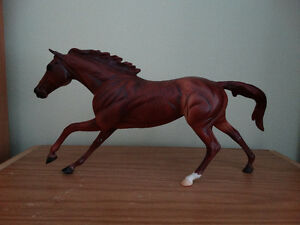 Breyer horse - Woodburn