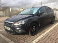 2009 Ford Focus 1.6 ( 100p ) STEALTH LIMITED EDITION
