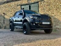 2019 Ford Ranger Seeker Raptor 3.2 limited Black edition in manual or auto Pick