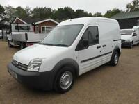 2008 FORD TRANSIT CONNECT T230 L LWB 90 TDCI PANEL VAN DIESEL