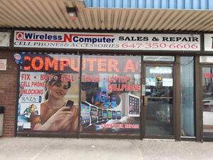 Cell Phone & Computer Best Repairs Center.